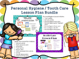 Personal Hygiene Lesson Plan Bundle