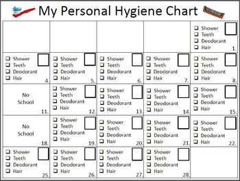 English worksheet: Personal Hygiene | Classroom Activities ...