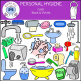 Personal Hygiene / Cleanliness Clip Art