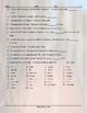 Personal Hygiene-Grooming Missing Word Worksheet