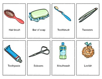 Personal Hygiene Packet for Teenagers and Preteens