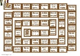 Personal Information Animated Board Game