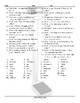 Personal Information Crossword Puzzle