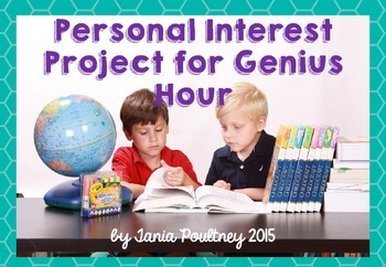 Personal Interest Project for Genius Hour