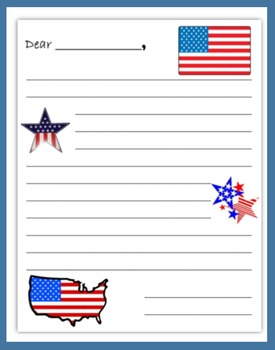 Personal Letter for Presidents Day