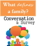 Personal Life (A): Defining Family Conversation and Survey  (Adult ESL)