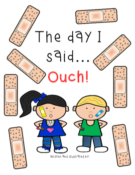 """The day I said """"Ouch"""" Personal Narrative"""