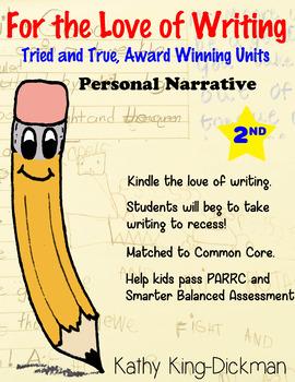 Personal Narrative 2nd Grade