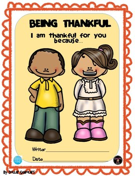 Being Thankful Personal Narrative