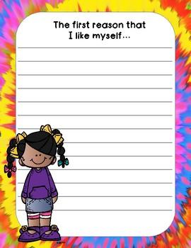Personal Narrative I Like Myself