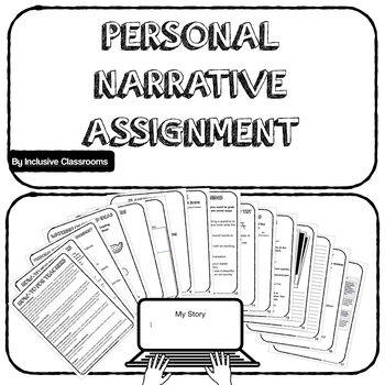 Personal Narrative Writing Assignment