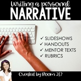 Personal Narrative Assignment