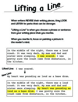 Personal Narrative Elementary Writing Unit of Study - CC Aligned
