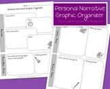 Personal Narrative Graphic Organizer