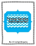 Personal Narrative Graphic Organizer Pack!