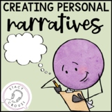 Personal Narrative Helper for Formulating and Organizing