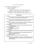 Personal Narrative Introduction Handout