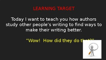 Personal Narrative Introduction (PowerPoint)