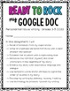 Personal Narrative: Multi-Draft First-Person Writing using Google Docs {CCSS}