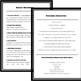 Personal Narrative Middle School Packet