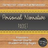 Personal Narrative Unit