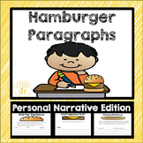 Personal Narrative Planner, Paper, and Revision Book