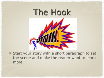 Personal Narrative Power Point