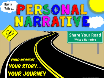 Personal Narrative PowerPoint: Writing Your Moment
