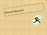 Personal Narrative Prewriting