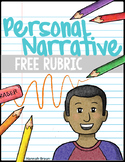 Personal Narrative Rubric