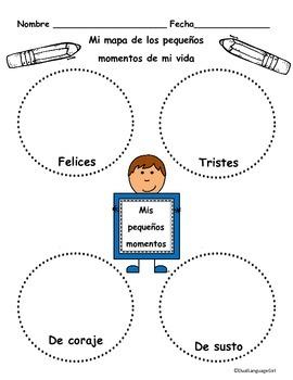 Personal Narrative Writing Unit (Spanish)