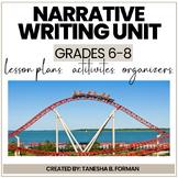 Narrative Unit: Grades 6-8