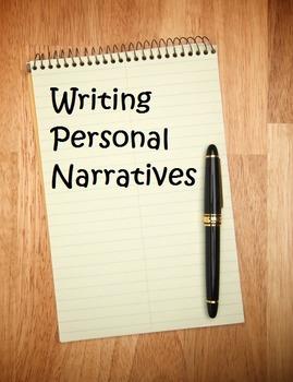 Personal Narrative Unit Plan