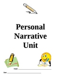 Writer's Workshop Unit: Raising the Quality of Personal Narrative