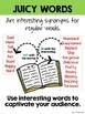 Personal Narrative- Visuals and Sentences Frames