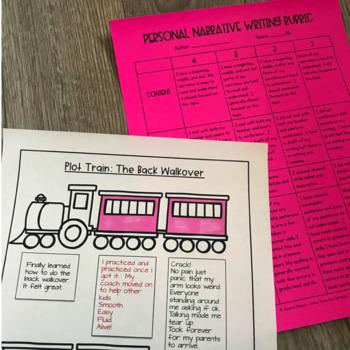 Personal Narrative Writer's Workshop - Grade 2