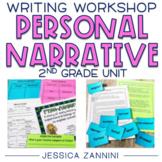 Personal Narrative Writing Unit (Second Grade)