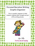 Personal Narrative Writing Anchor Chart