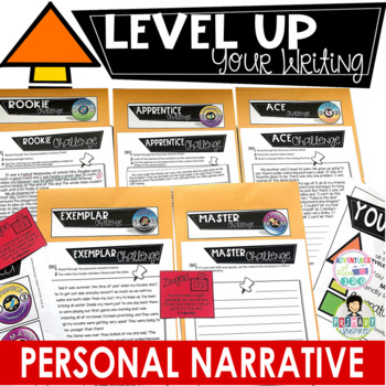 Personal Narrative Writing Challenges