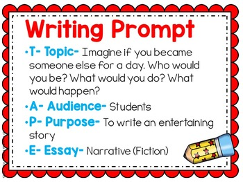Personal Narrative Writing-How I Became for Second and Third Grade