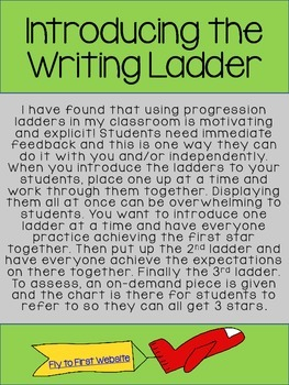 Personal Narrative Writing Scales