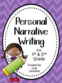 Personal Narrative Writing by Lisa Lilienthal | Teachers Pay Teachers