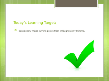 Personal Narrative Writing PowerPoint