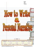 How to Write a Personal Narrative (Writer's Process)