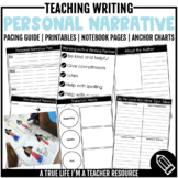 Personal Narrative Writing Resources