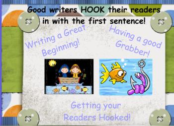Personal Narrative Writing Unit Flipchart