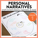 Personal Narrative Writing Unit {Small Moments}