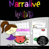 Personal Narrative Writing Unit (Zooming in on Small Moments)