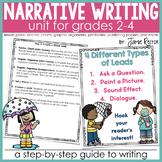 Narrative Writing Unit for Grades 2-4
