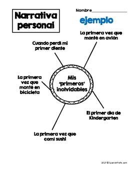 Personal Narrative in Spanish (Narrativa personal)